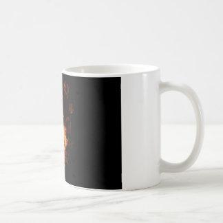 fiery-music coffee mug