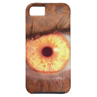 Fiery Mutant Eye Mouse Pad iPhone SE/5/5s Case