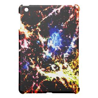 Fiery Nebula iPad Mini Covers