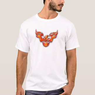 Fiery Phoenix shirt design