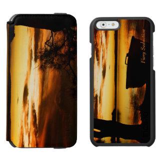 Fiery Seduction iPhone 6/6s Wallet Case
