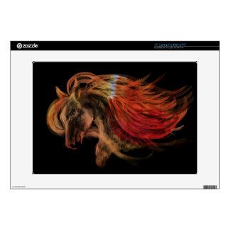 Fiery Skins For Laptops