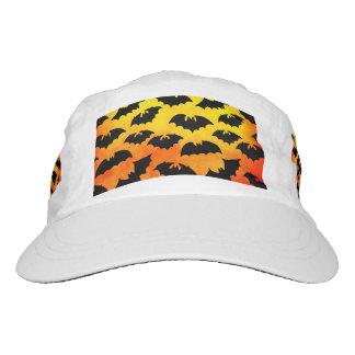 Fiery Sky Full of Bats Headsweats Hat