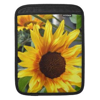 Fiery Sunflowers iPad Sleeve