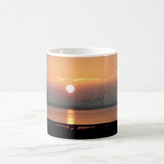 Fiery Sunrise Coffee Mug