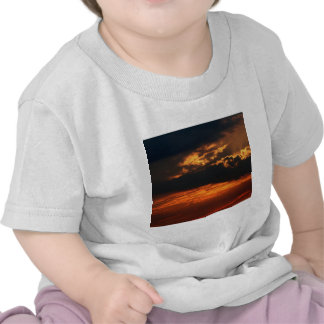 Fiery Sunset Shirt Infant