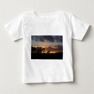 Fiery Sunset T Shirt