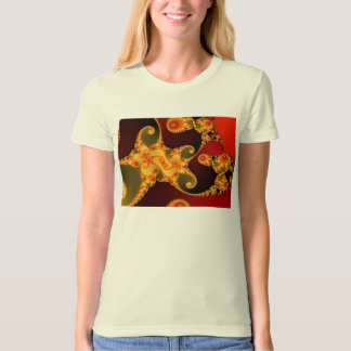Fiery Tentacles T-Shirt