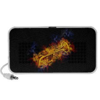 Fiery Trumpet Travelling Speaker