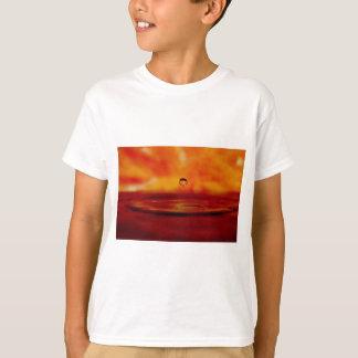 Fiery Water Orb T-Shirt