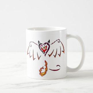 Fiery Wings Coffee Mug
