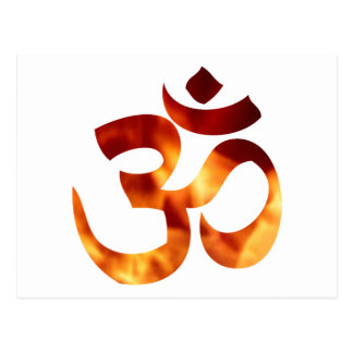 Yoga Symbol Cards | Zazzle
