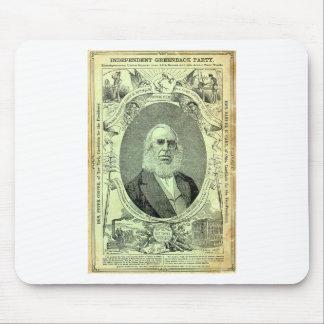 Fiesta 1876 de dolar mousepad