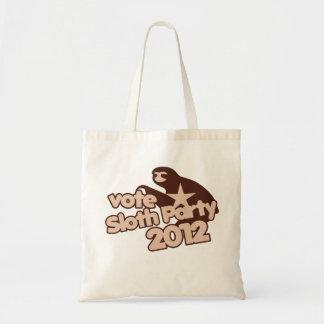 Fiesta 2012 de la pereza del voto bolsas