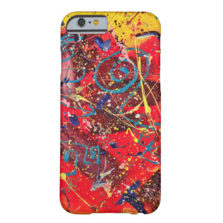 Fiesta #2 barely there iPhone 6 case