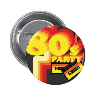 fiesta 80s pins