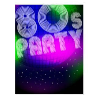 fiesta 80s postales