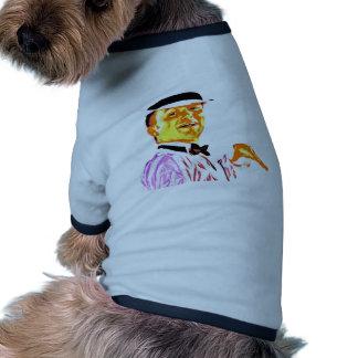 Fiesta abajo camisetas mascota