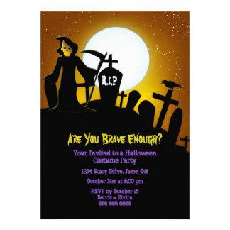 Fiesta asustadizo de Halloween del parca Comunicados