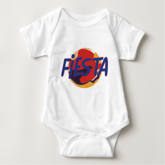 FIESTA BABY BODYSUIT