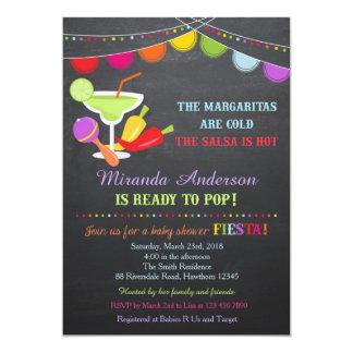 fiesta baby shower invitation baby shower invite
