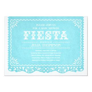 Fiesta Baby Shower Invitations