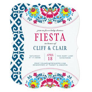 Fiesta Baby Shower Invite