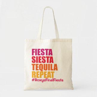 Fiesta Bachelorette Tote Bag