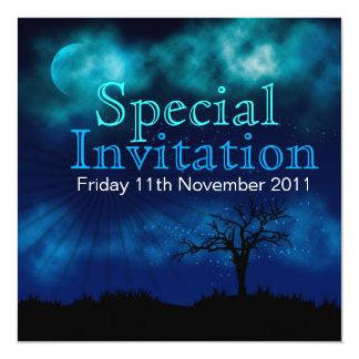 Fiesta bajo invitación del Special de las