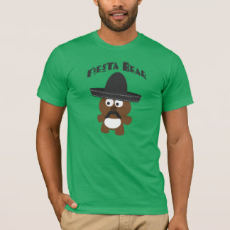 Fiesta Bear T-Shirt