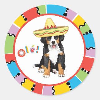 Fiesta Berner Classic Round Sticker