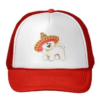 Fiesta Bichon Trucker Hat