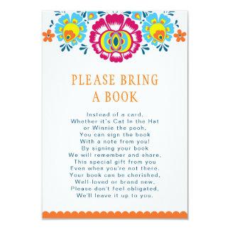 Fiesta Book Card