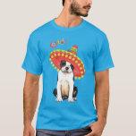 Fiesta Boston Terrier Playera