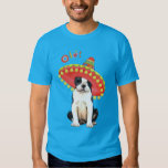 Fiesta Boston Terrier T Shirt