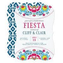Fiesta Bridal Shower Invite