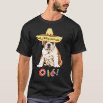 Fiesta Bulldog T-Shirt