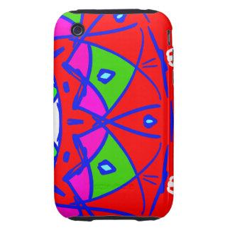 FIESTA Case-Mate Case iPhone 3 Tough Cover