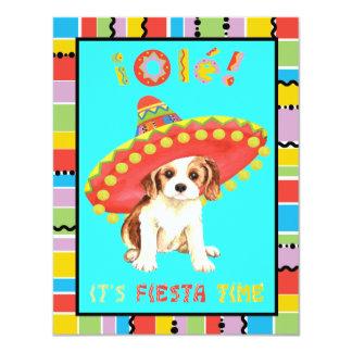 Fiesta Cavalier Card