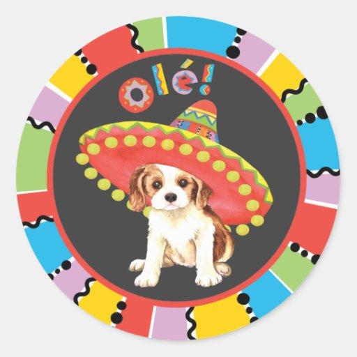 Fiesta Cavalier Sticker