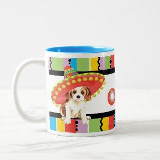 Fiesta Cavalier Two-Tone Coffee Mug