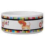 Fiesta Chihuahua Dog Bowls