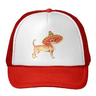 Fiesta Chihuahua Mesh Hats