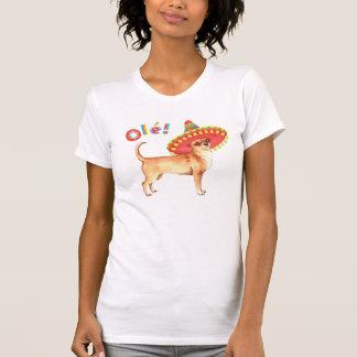 Fiesta Chihuahua T-Shirt