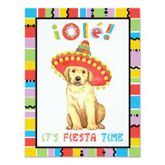 Fiesta Chocolate Lab Card