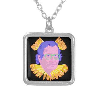 Fiesta Chomsky Colgante Personalizado