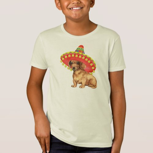 Fiesta Dachshund T_Shirt