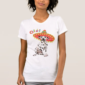 Fiesta Dalmatian T-Shirt
