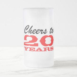 Fiesta de aniversario de la taza el | del aprecio