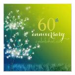 Fiesta de aniversario del boda del campo 60.o del comunicado